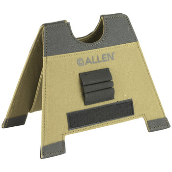 "Allen Allen, Alpha-Lite Folding Gun Rest, Tan, Size Medium 5.5"" Tall, Slip Resistant Base, Lightweight 18405, UPC : 026509020080"