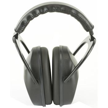 Allen Axion Electronic Lo-Profile, Electronic Earmuff, Black, NRR 25 2232, UPC : 026509022350