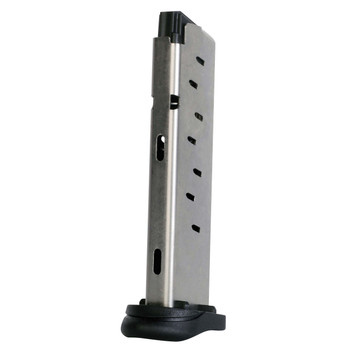 Walther Magazine, 380ACP, 8Rd, Fits PK380, Stainless 505600, UPC :723364200700