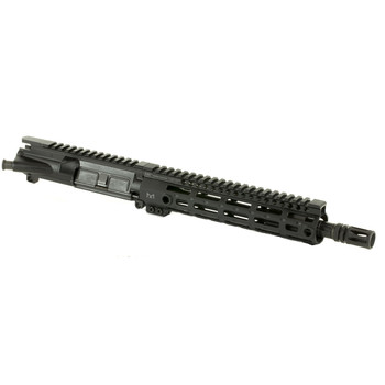 Midwest Industries MI 5.56, 10.5-inch Upper Receiver Group, MI-G3M9 M-LOK Compatible Handguard, Nitride Barrel MI-556PMN, UPC :816537014430