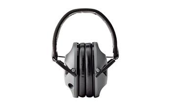 3M/Peltor RangeGuard Electronic Hearing Protector, Gray, NRR 21, Folding RG-OTH-4, UPC : 051141990590
