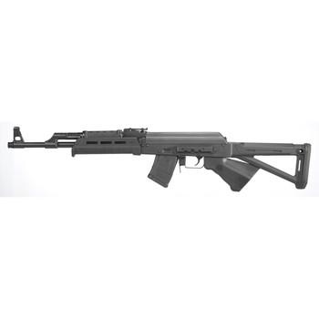 "Century Arms RAS47, Semi-Automatic, 762X39, 16.5"" Barrel, BlackFinish, Magpul MOE, Side Scope Mount Rail, 1:10 Twist, 10Rd, Calfornia Compliant RI2404CC-N, UPC :787450445970"