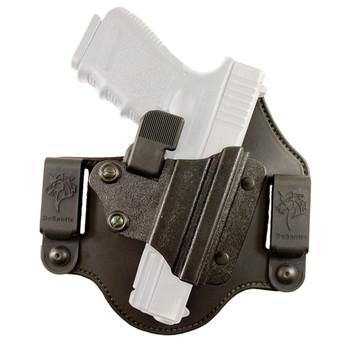 Desantis The Prowler Inside the Pant, Fits Glock 17/19/22/23/26/27/31/32/33/36, Right Hand, Black Finish 120KAB2Z0, UPC :792695321330
