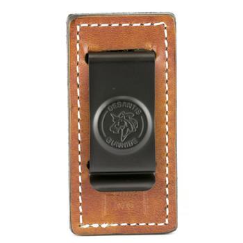 Desantis Secure Single Magazine Pouch, Fits Double Stack 9MM/40, Ambidextrous, Tan Leather A47TJGGZ0, UPC :792695216780