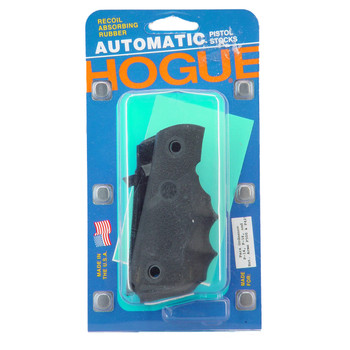 Hogue Grips Grip, Para Ordnance P14, Finger Grooves, Black 14000, UPC :743108140000