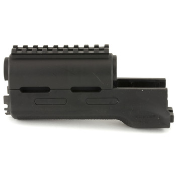 Hogue Grips OverMolded Grip and Forend Kit, Fits AK-47 & AK-74 Standard Chinese/Russian, Black Finish 74004, UPC :743108740040