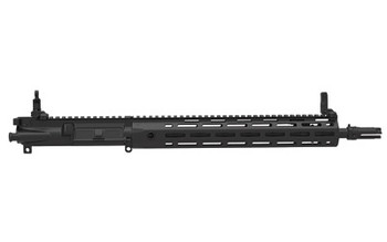 "Knights Armament Company SR-15, Carbine Mod2, Upper Receiver, 556NATO, 14.5"" Hammer Forged Barrel, Black Finish, MLOK 31949, UPC :819064016120"