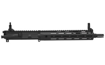 "Knights Armament Company SR-15, CQB Mod2, Upper Receiver, 556NATO, 11.5"" Hammer Forged Barrel, Black Finish, MLOK 31963, UPC :819064015970"