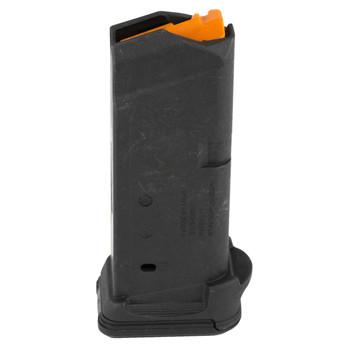 Magpul Industries Magazine, PMAG, 9MM, 12Rd, Fits Glock 26, Black Finish MAG674-BLK, UPC :840815113980