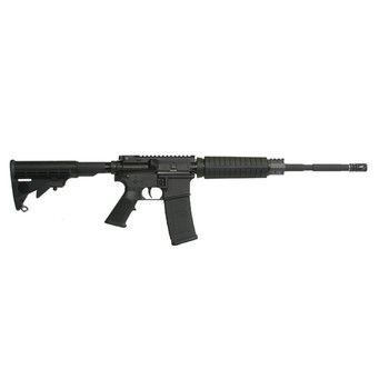 """Armalite Defensive Sporting Rifle, 223 Rem/556NATO, 16"""" Chrome Lined Barrel, 1:7 Twist, Black Finish, 6-Position Collapsible Stock, 30Rd, 1 Magpul Magazine, Mil-spec 1913 Rail, 6.1lbs DEF15, UPC :651984014240"""