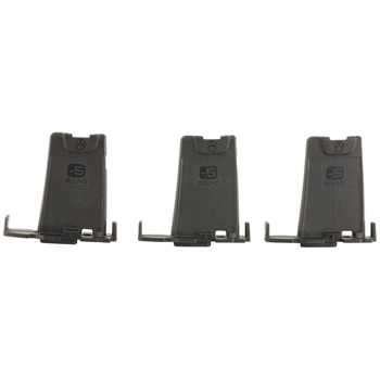 Magpul Industries Limiter, PMAG Minus 5Rd Limiter, Black 3 Pack MAG285-BLK, UPC :873750008080