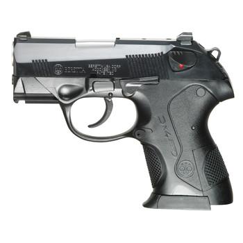 "Beretta PX4 Storm Semi-automatic Double Action Sub Compact 9MM 3"" Polymer Blue 13Rd 2 Mags, Picatinny Rail Ambidextrous 3 Dot JXS9F21, UPC : 082442819730"