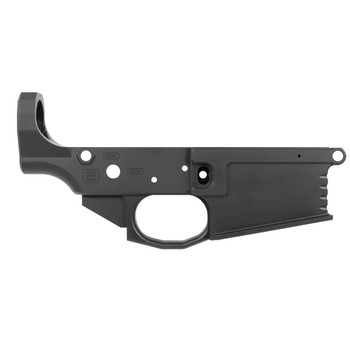 Black Rain Ordnance Milled Lower Receiver, Semi-automatic, 308 Win/762NATO, Black Finish BRO-MLR-308, UPC :713757206600