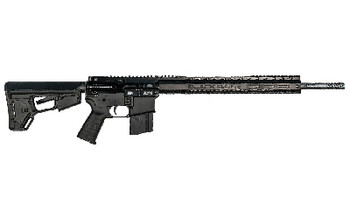 "Black Rain Ordnance SPEC15, Semi-automatic Rifle, 224 Valkyrie, 18"" Barrel, Black Finish, Magpul ACS-L Stock, 1 Magazine, 10Rd BRO-SPEC15-224V-18, UPC :680175928400"