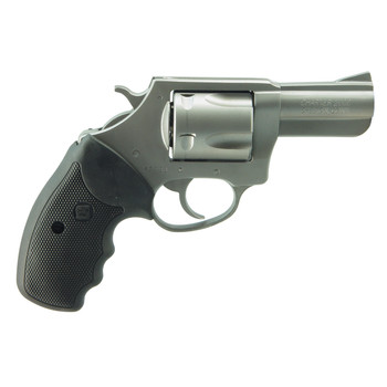 """Charter Arms Bulldog, 44 Special, 2.5"""" Barrel, Steel Frame, Stainless Finish, Rubber Grips, Fixed Sights, 5Rd, Fired Case 74420, UPC :678958744200"""