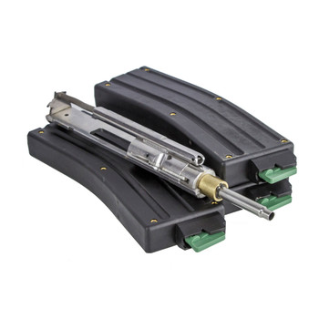 CMMG AR Conversion Kit, 22LR, Stainless Steel Bolt Group, 3 Magazines, 25Rd 22BA651, UPC :815835017150