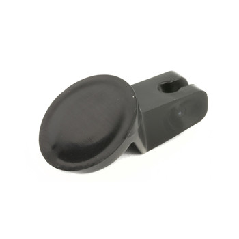 Gun Storage Solutions 10 Plastic Snaps, Vinyl Coated, Designed To Blend Into The Background While Highlighting Your Firearms, Black SNAP10, UPC :856691002270