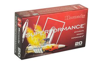 Hornady SuperFormance, 243WIN, 80 Grain, GMX, Lead Free, 20 Round Box 80456, UPC : 090255804560