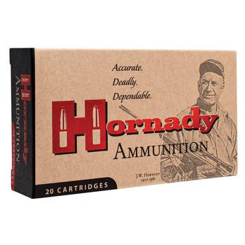 Hornady Custom, 300 Blackout, 135 Grain, Flex Tip, 20 Round Box 80881, UPC : 090255808810