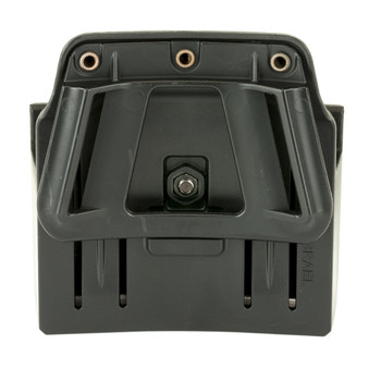 Fobus Belt, Pouch, Black, Fits Double Mag Glk9/40, Tension Adjustment Screw, Speed Side Cut 6900NDBH, UPC :676315035350