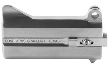 """Bond Arms 3"""" Barrel, Fits All Bond Derringers, 22LR, Stainless Finish, Lasered Barrel L-BABL-300-22LR, UPC :855959001390"""