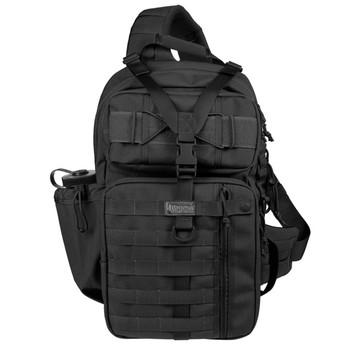 "Maxpedition Gearslinger Kodiak Backpack, 17""X10""X4"", Black 0432B, UPC :846909004820"
