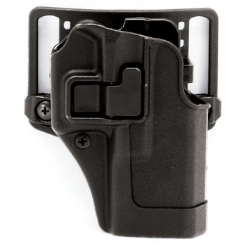 BLACKHAWK! CQC SERPA Holster With Belt and Paddle Attachment, Fits Colt Government, Right Hand, Black 410503BK-R, UPC :648018013010