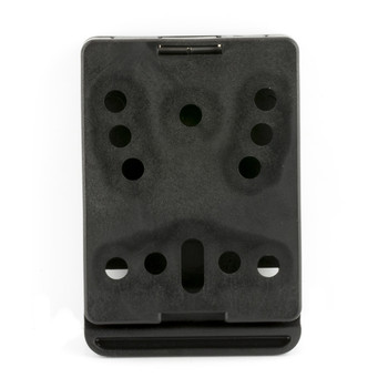 BLACKHAWK! SERPA Mod-U-Lok Platform, With Screws, Black 410904BK, UPC :648018119910