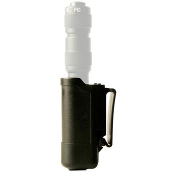 BLACKHAWK! CQC Flashlight Pouch, Fits Compact Flashlight, Matte, Black 411000PBK, UPC :648018014390