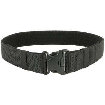 """BLACKHAWK! 2.25"""" Military Web Belt (Modernized), Large (up to 43""""), Black 41WB02BK, UPC :648018004490"""