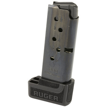 Ruger Magazine, 380ACP, 7Rd, Black Finish, Fits Ruger LCP II 90626, UPC :736676906260