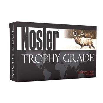 Nosler Rifle, 7MM REM, 140 Grain, AccuBond, 20 Round Box 60033, UPC : 054041600330