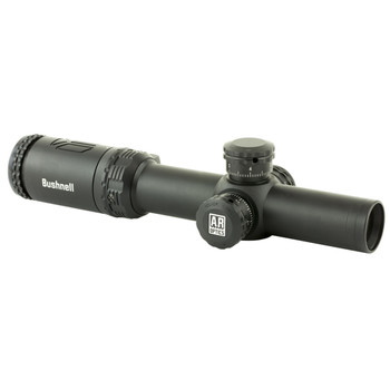 Bushnell AR Optics, Rifle Scope, 1-4X24mm, BTR-2 Illuminated Reticle, Black Finish AR71424I, UPC : 029757003140