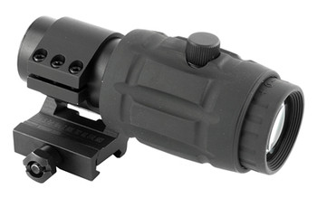Bushnell AR Optics Transition Magnifier, 3X24mm, Switch to Side Mount, Black Finish AR731304, UPC : 029757297570
