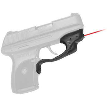 Crimson Trace Corporation Laserguard, Fits Ruger LC9, Black, Front Activated LG-412, UPC :610242001170