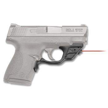 Crimson Trace Corporation Laserguard, Fits S&W Shield, Black, User Installed LG-489, UPC :610242004300