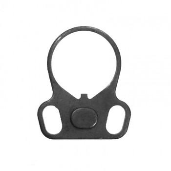Ergo Grip Double Loop Sling Plate, Black Finish 4970, UPC :874748005180