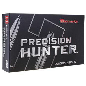 Hornady Precision Hunter, 6mm Creedmoor, 103 Grain, ELD-X, 20 Round Box 81392, UPC : 090255813920