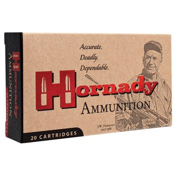 Hornady Hunting, 223REM, 55 Grain, V-Max, 20 Round Box 8327, UPC : 090255383270