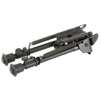 "Harris Engineering Bipod, Rotating, 9""-13"", Black SL, UPC : 051156112130"