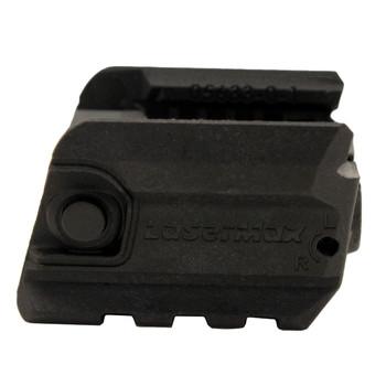 LaserMax Red Rail Laser, Fits Ruger SR22, SR9c, SR30c, Black Finish, Inculdes Battery LMS-RMSR, UPC :798816542820