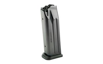 Armscor Magazine, Fits Rock Island Ultra Full Size High Capacity Pistol, 10MM/40SW, 16Rd, Blue Finish OEMP164015B, UPC :812285021270