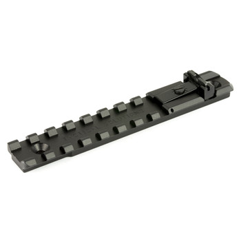 Tactical Solutions Mount, Integral Scope Rail, Fits Browning Buck Mark Black Finish BM INT SB-01, UPC :879971001350