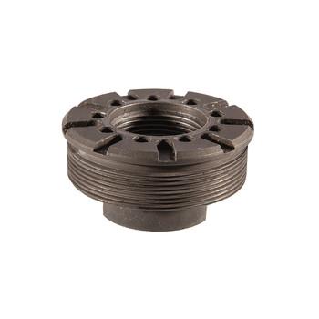SilencerCo Hybrid Direct Thread Mount, 1/2 x 28 RH, Black Finish AC1415, UPC :817272016550