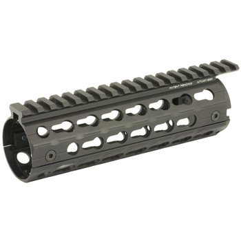 Leapers, Inc. - UTG UTG PRO Super Slim Drop in KeyMod Rail System, AR-15, Carbine Length, Black MTU001SSK, UPC :4717385552920