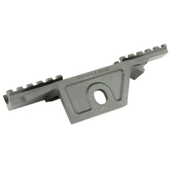 Springfield M1A, Scope Mount, Generation 4, Steel Black MA5028, UPC :706397885120