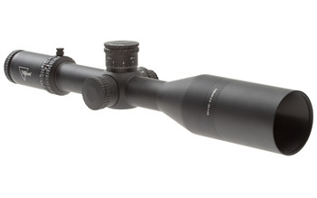 Trijicon AccuPower Rifle Scope, 4.5-30X56mm, 34mm Main Tube Second Focal Plane Red/Green MOA Crosshair, Matte Finish RS30-C-1900034, UPC :719307402720