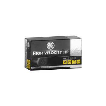 RWS/Umarex 22LR, 40 Grain, Hollow Point, Hi-Velocity, 50 Round Box 2132494, UPC :4000294132490