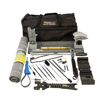 Wheeler AR Armorer's Pro Build Kit, AR Build/Repair Kit, For AR Rifles 156555, UPC :661120565550