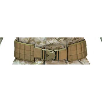 Blackhawk Padded Patrol Belt Pad w/IVS Coyote Size 43-43 In, UPC :648018011580